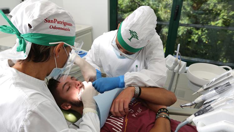 Odontotecnici di San Patrignano