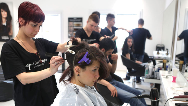 Il Sanpa Hair di San Patrignano