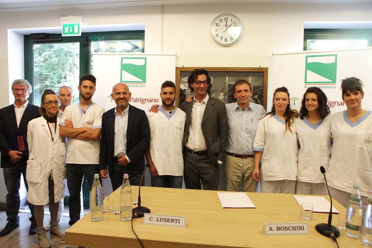 Accordo tra Regione Emilia-Romagna e Cooperativa San Patrignano