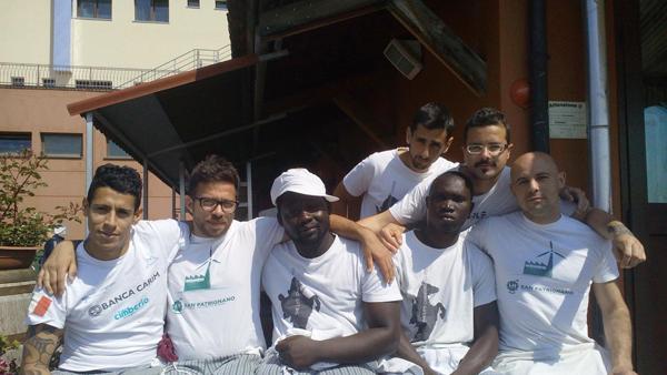 San Patrignano Unicoop Firenze Movimento Shalom insieme