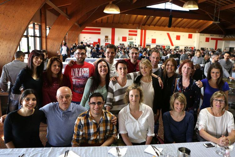 SanPa Internazionale - La Comunità
