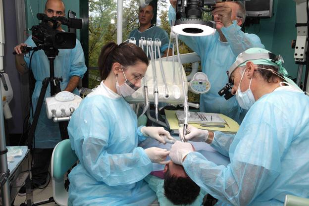 vi simposio di odontoiatria San Patrignano