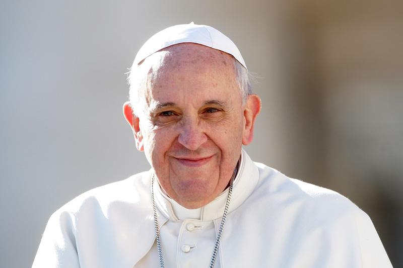Papa Francesco - San Patrignano