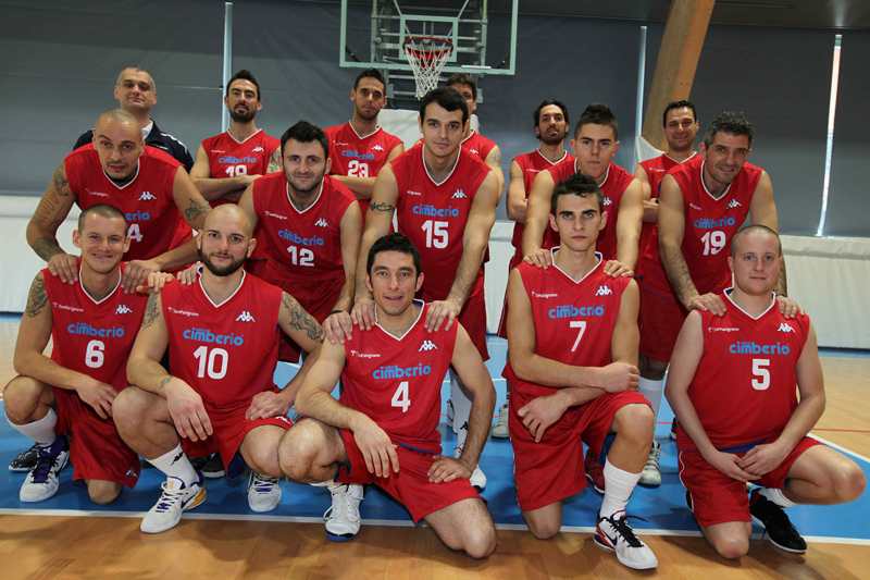 rappresentativa basket san patrignano