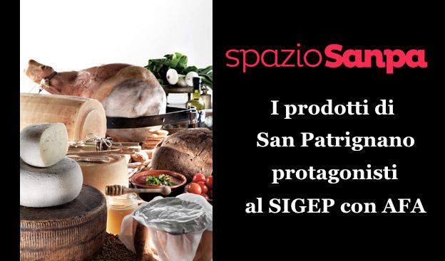 Prodotti di San Patrignano al Sigep