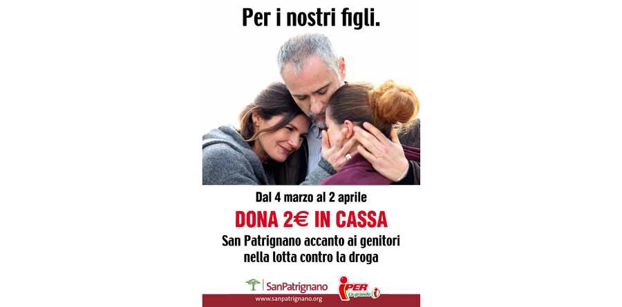 Per i nostri figli - Iper e San Patrignano
