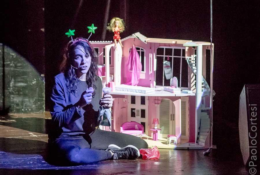 Spettacolo teatrale Lo Specchio - WeFree - San Patrignano