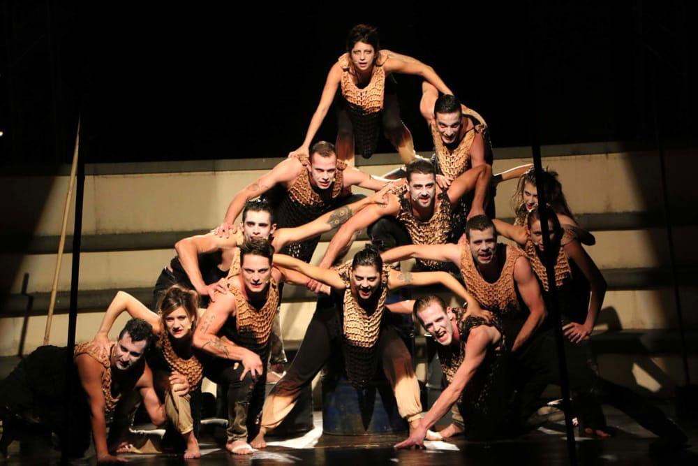 Compagnia San Patrignano - Dante Inferno 2.0