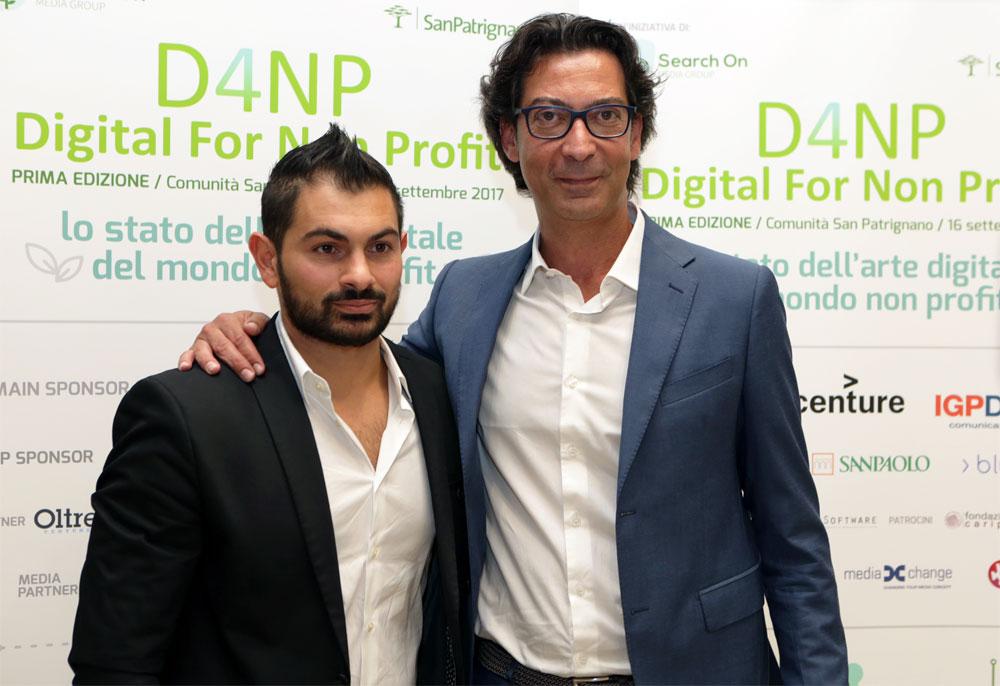 D4NP - San Patrignano | 16 settembre 2017