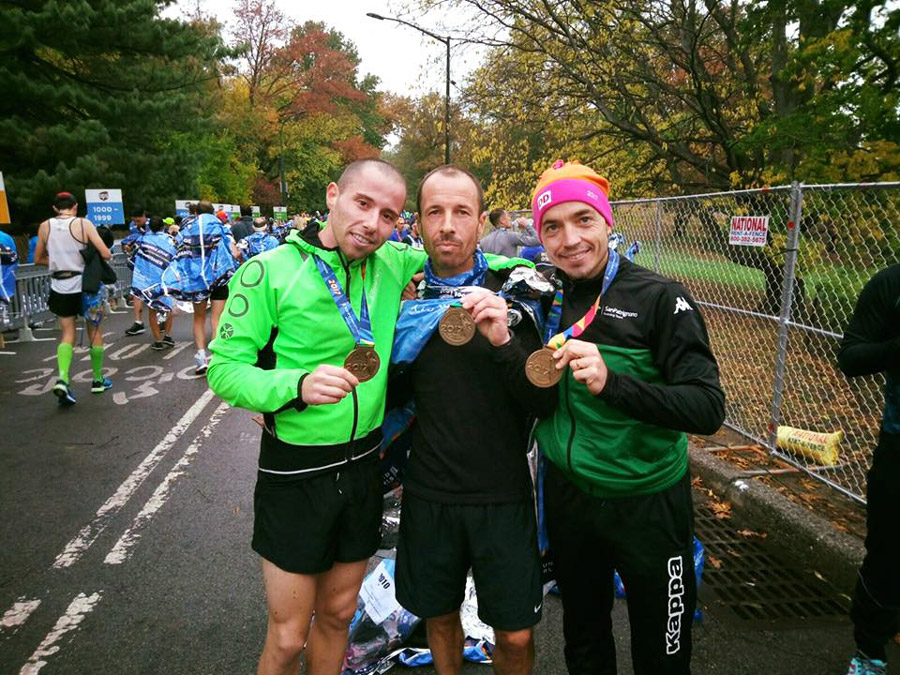 Maratona New York - SanPatrignano