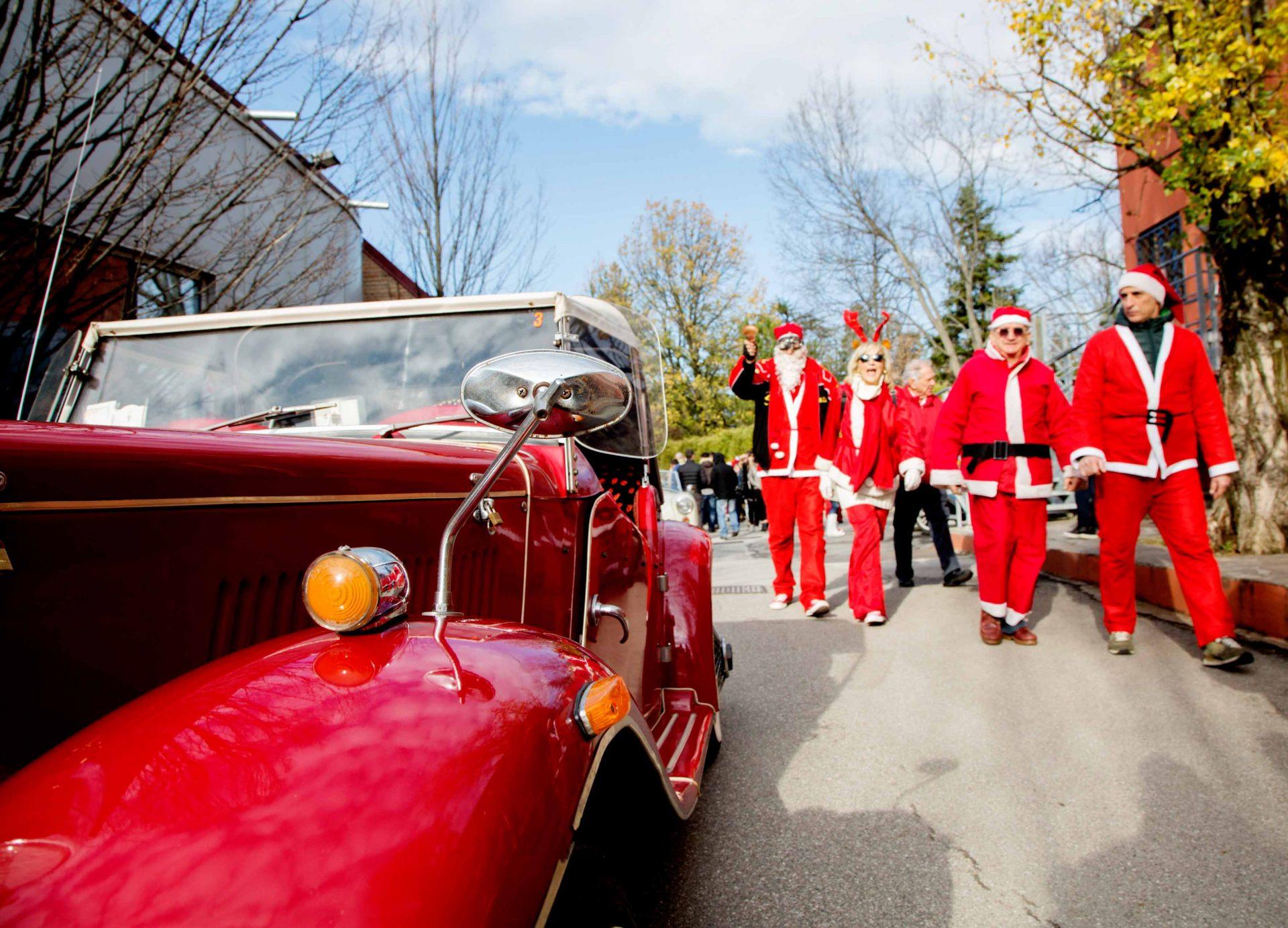 Babbi Natale - San Patrignano